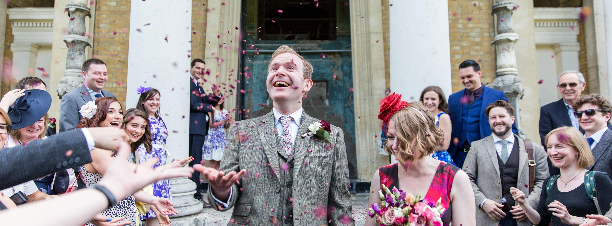 Asylum Peckham Wedding Photography London