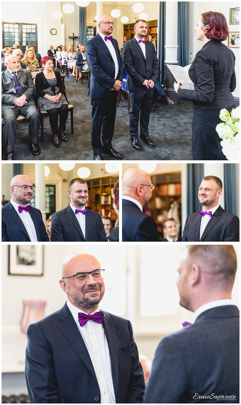 London Wedding Photographer Westminster Mayfair Library