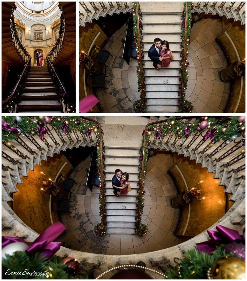 London Wedding Photographer Portman Square Home House