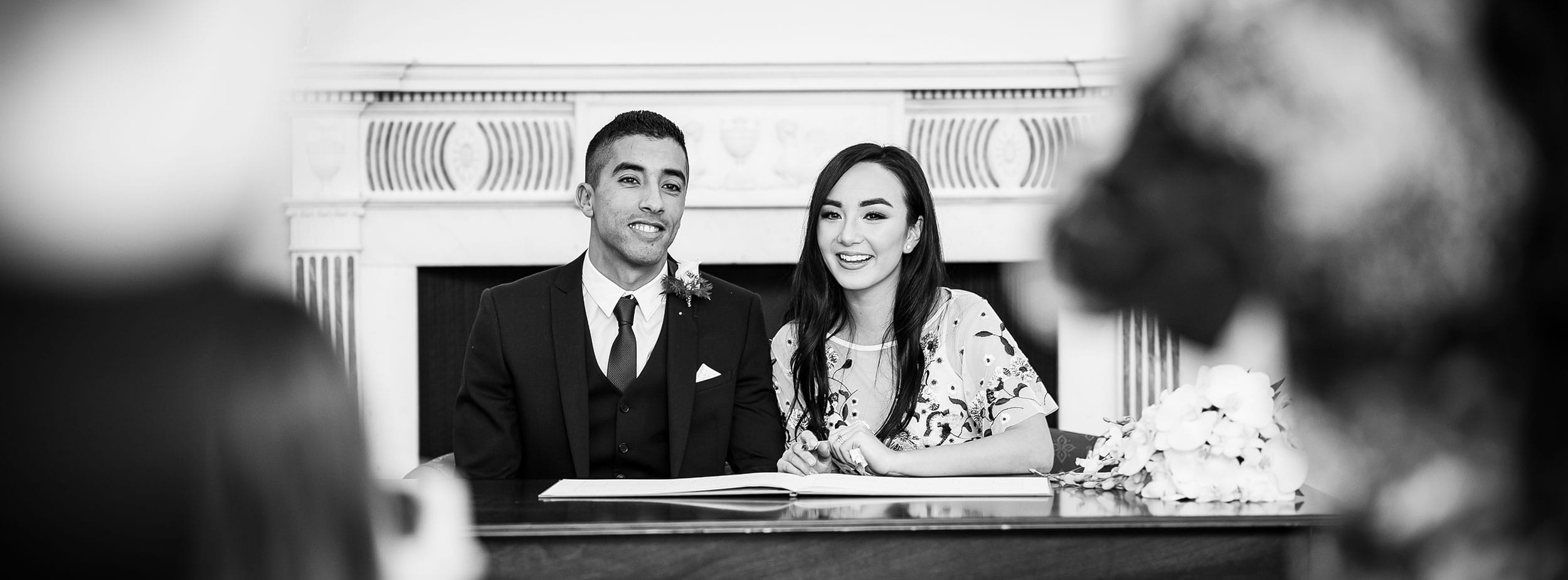 Bromley Registry Office Wedding Photographer London 1