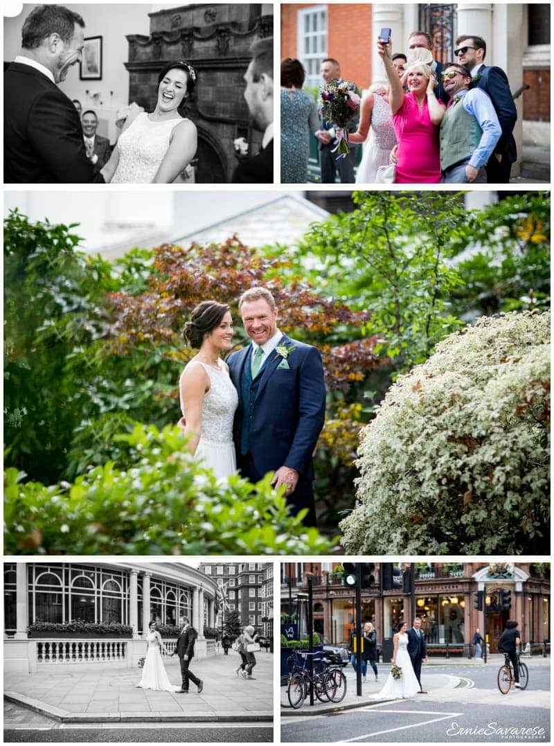 Register Office Wedding Photographer London