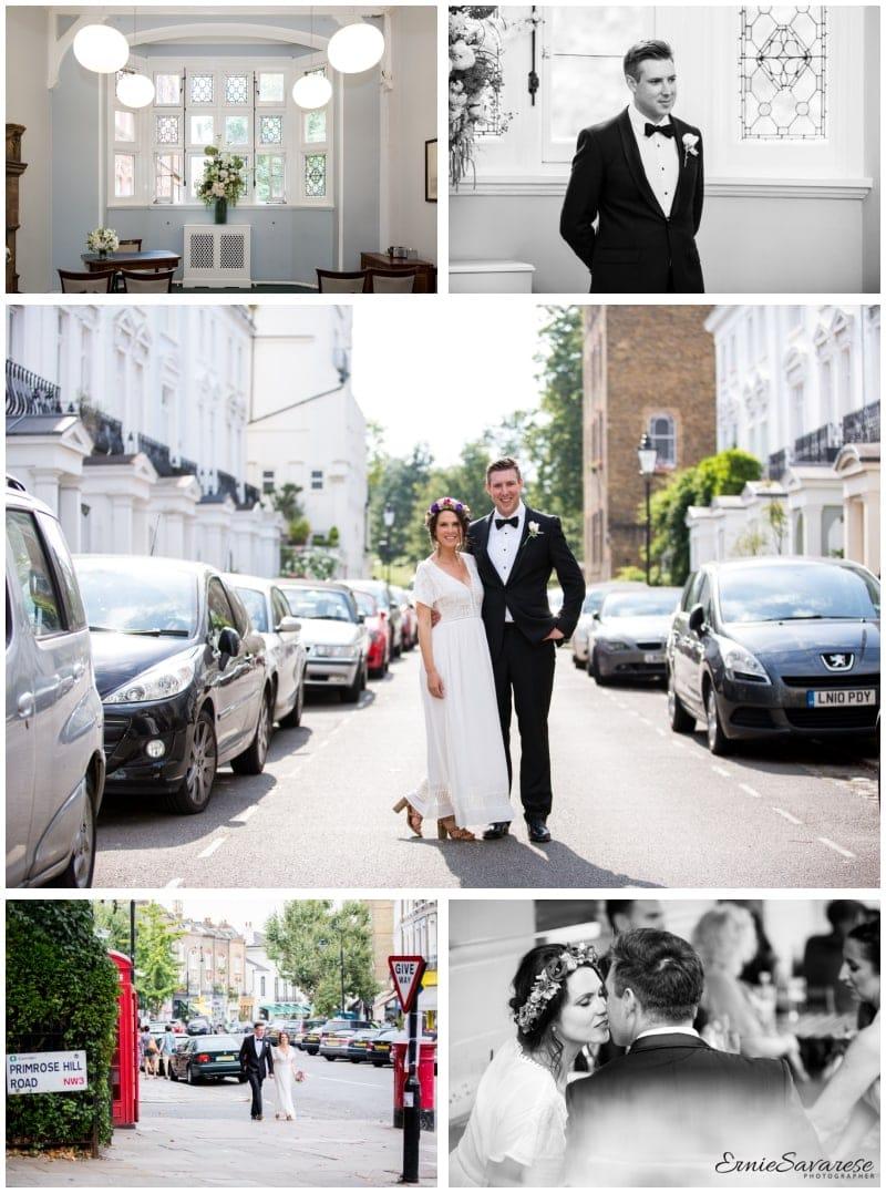 Register Office Wedding Photographer London