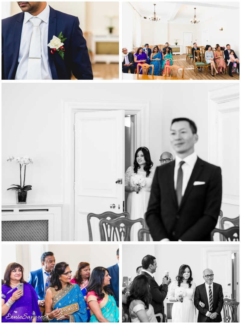 Woolwich Registry Office Wedding Photographer