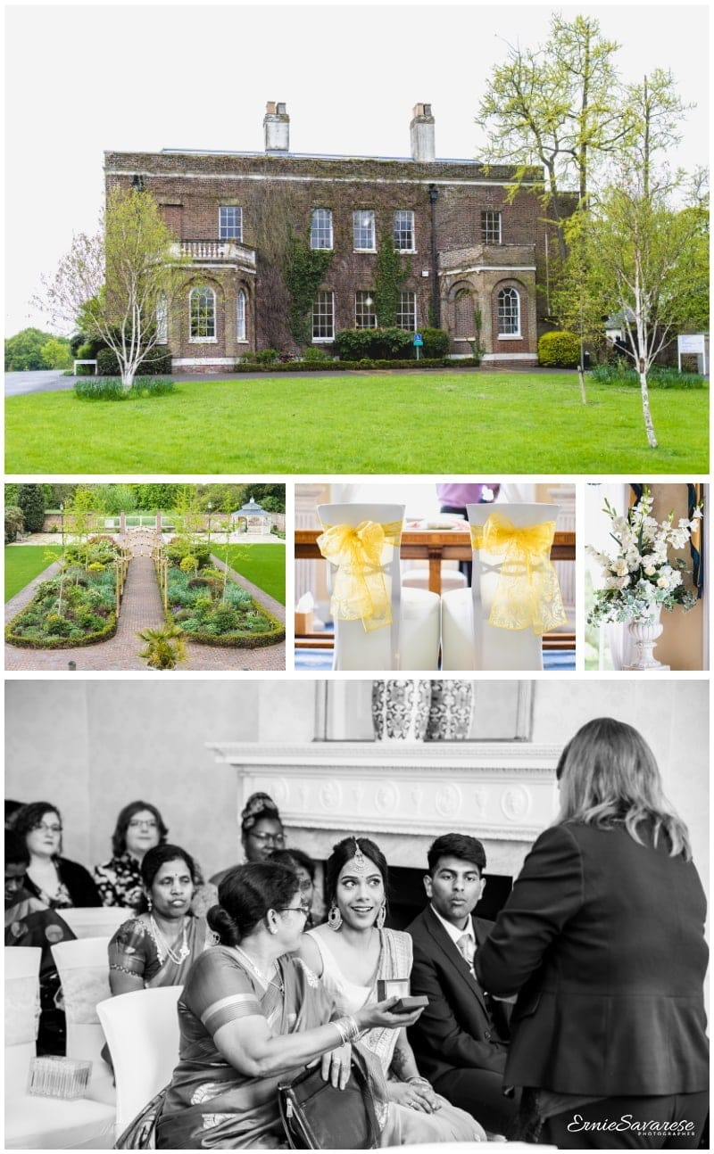 Merton Register Office Wedding Photographer London