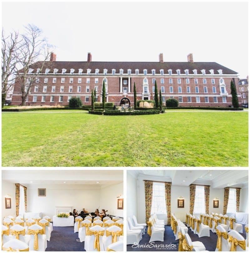 De Vere Devonport House Greenwich Wedding
