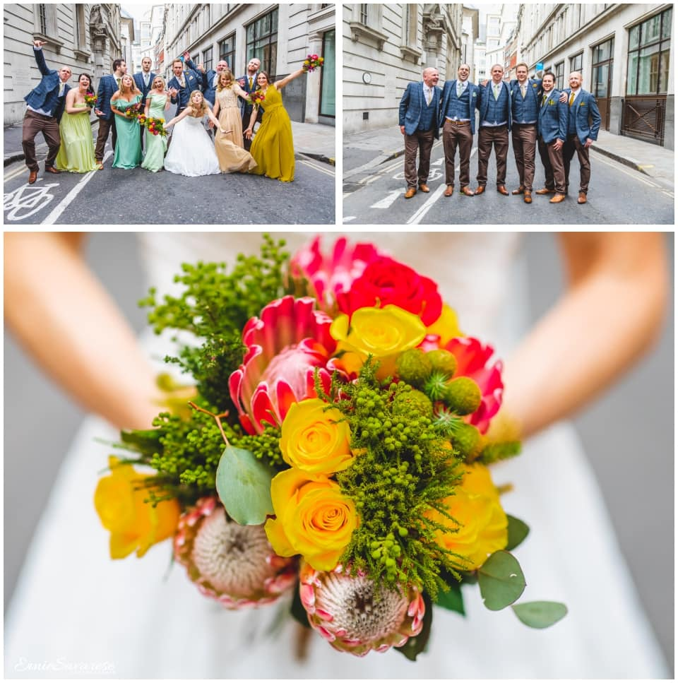The Anthologist City of London Wedding Photographer