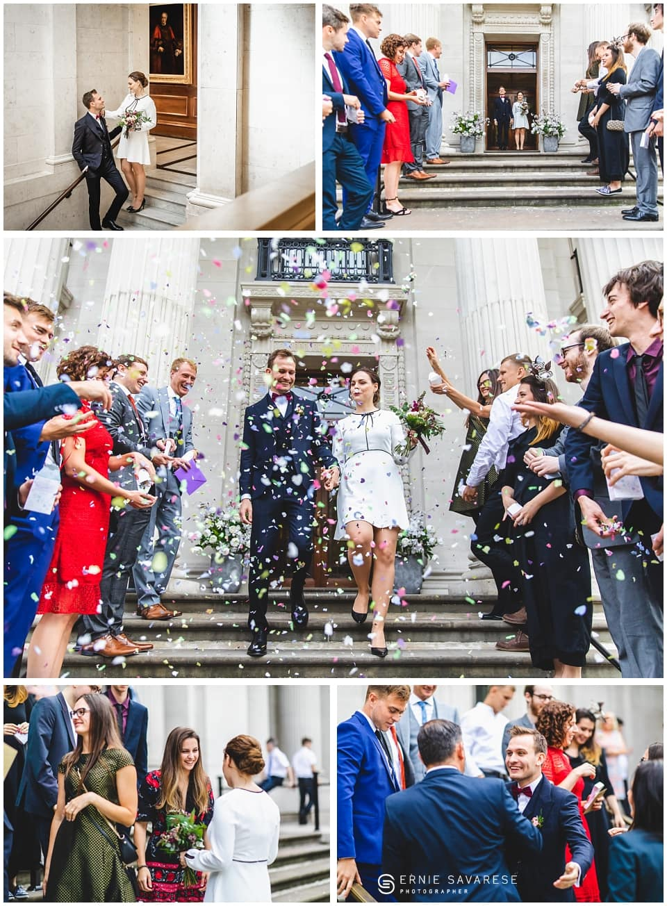 Old Marylebone Town Hall Wedding Photography London