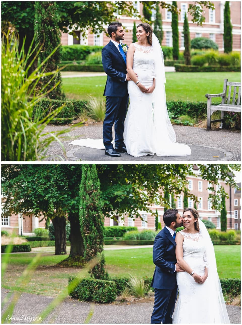 St Peter's Italian Church Wedding Photographer London (21a)