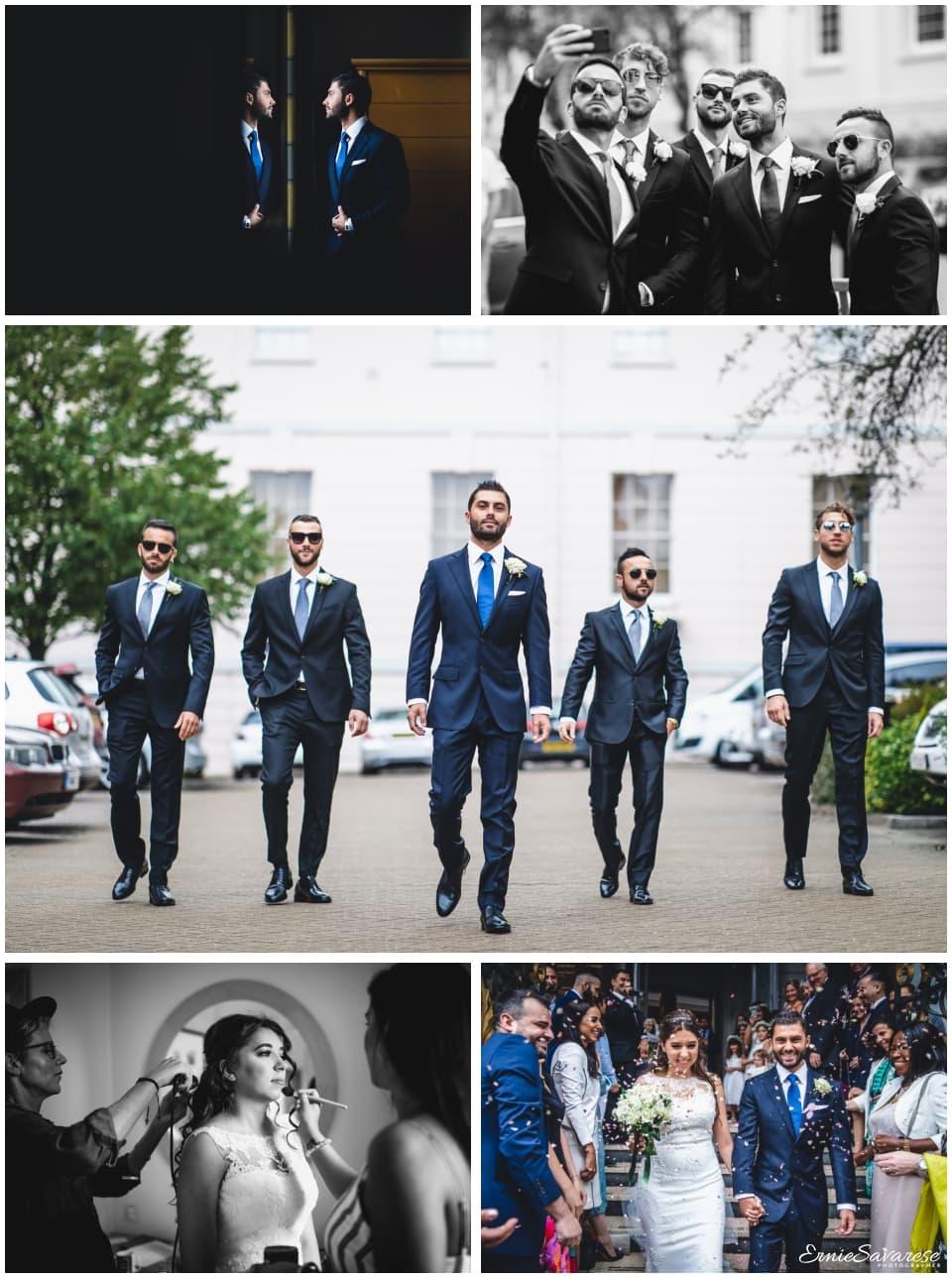 Wedding Photographer London Ernie Savarese Wedding Gallery