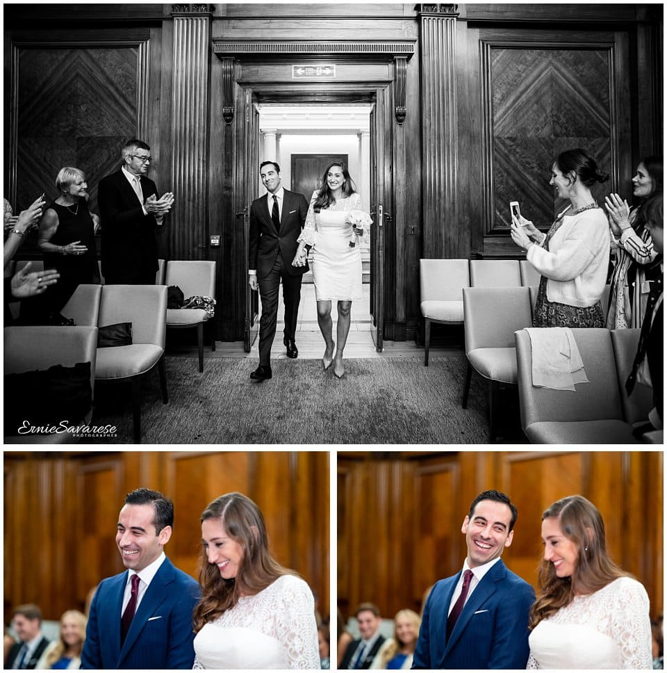 Wedding Photography Old Marylebone Town Hall London