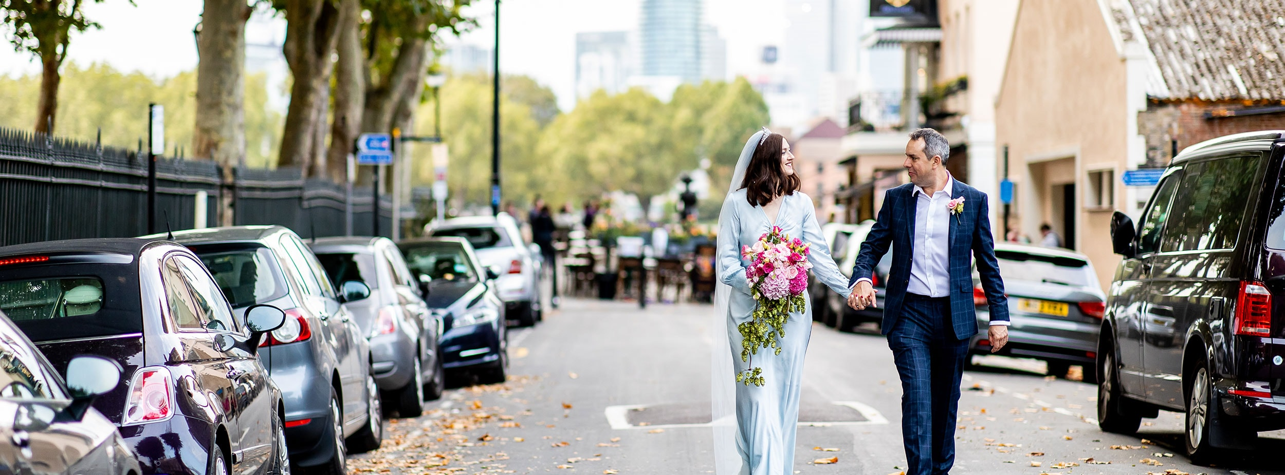 Alternative Wedding Photographer Greenwich London Feature