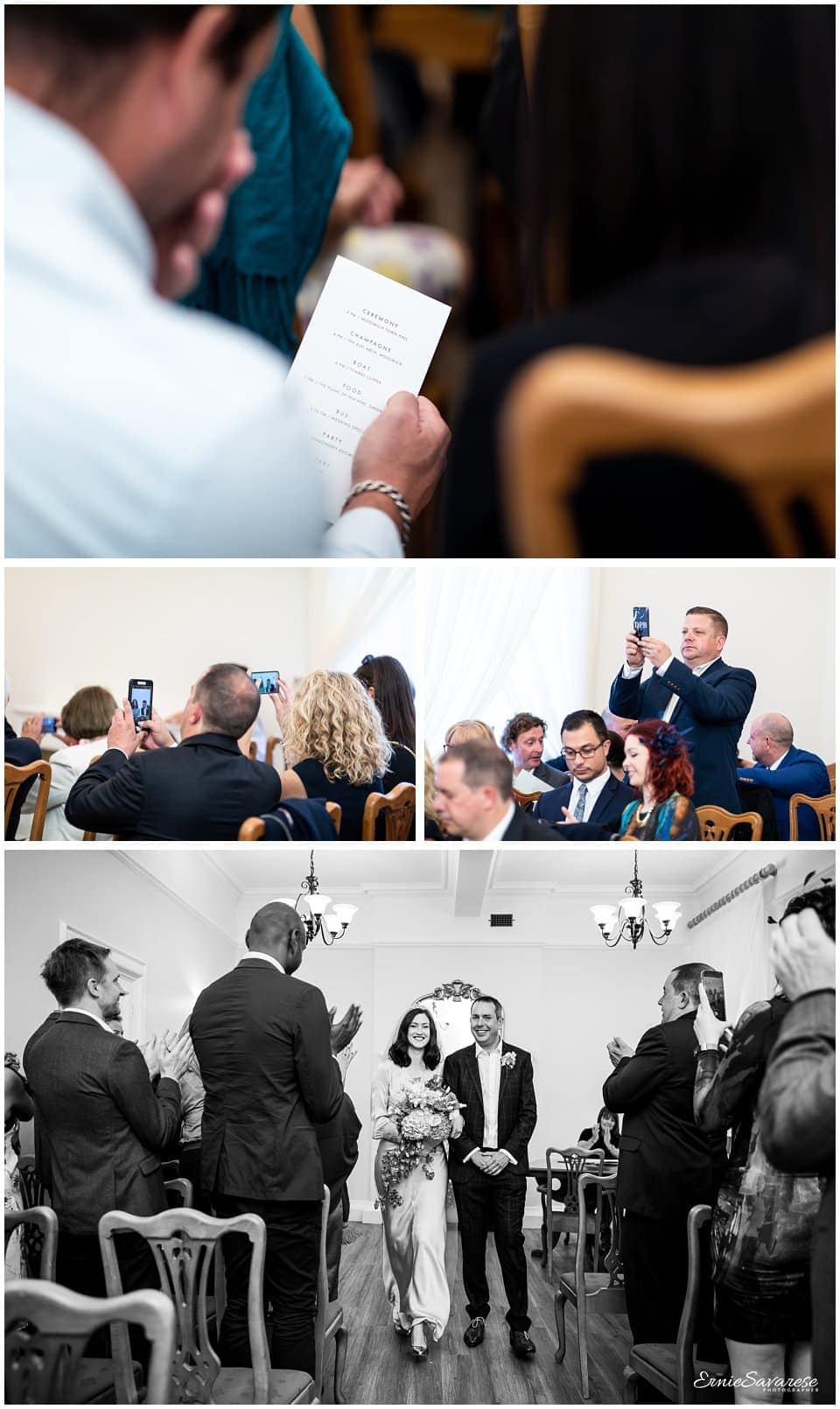 Alternative Wedding Photographer Greenwich London