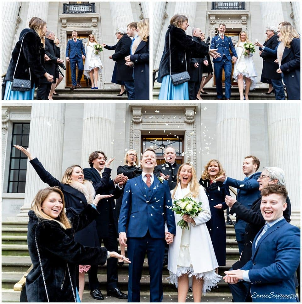 Old Marylebone Town Hall Wedding 9