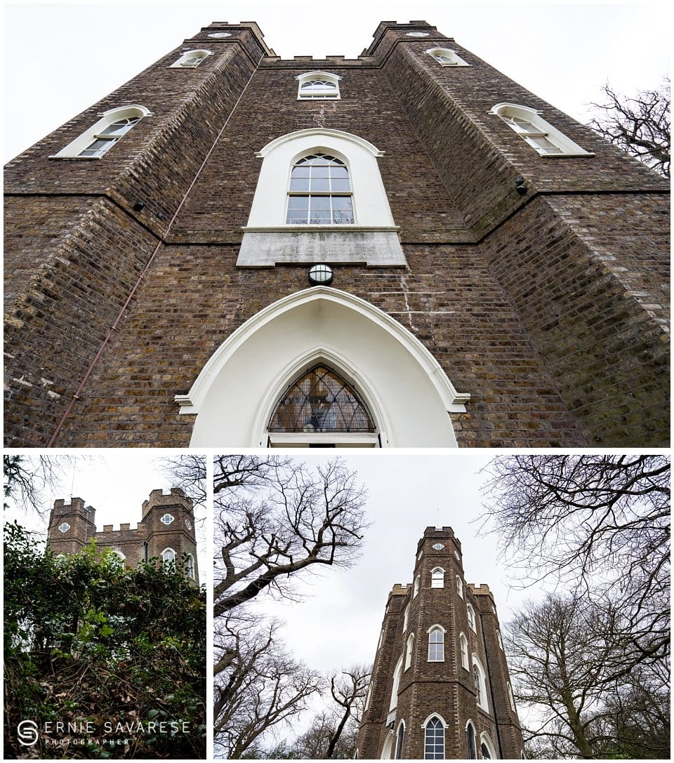 Wedding Photographer Greenwich Severndroog Castle 1