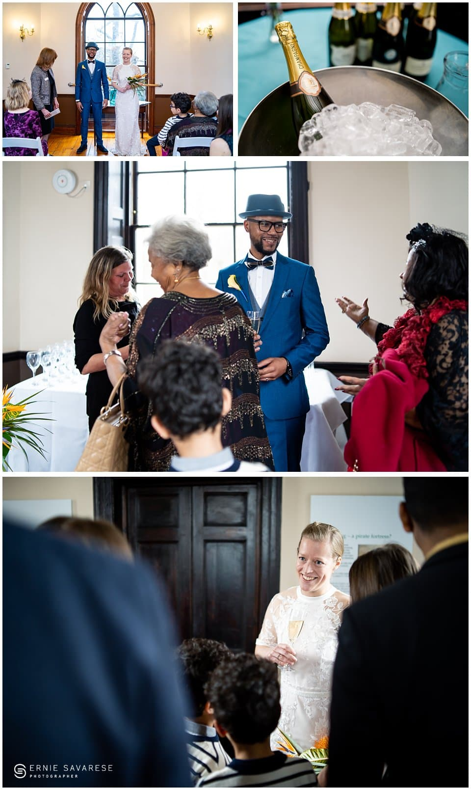 Wedding Photographer Greenwich Severndroog Castle 8