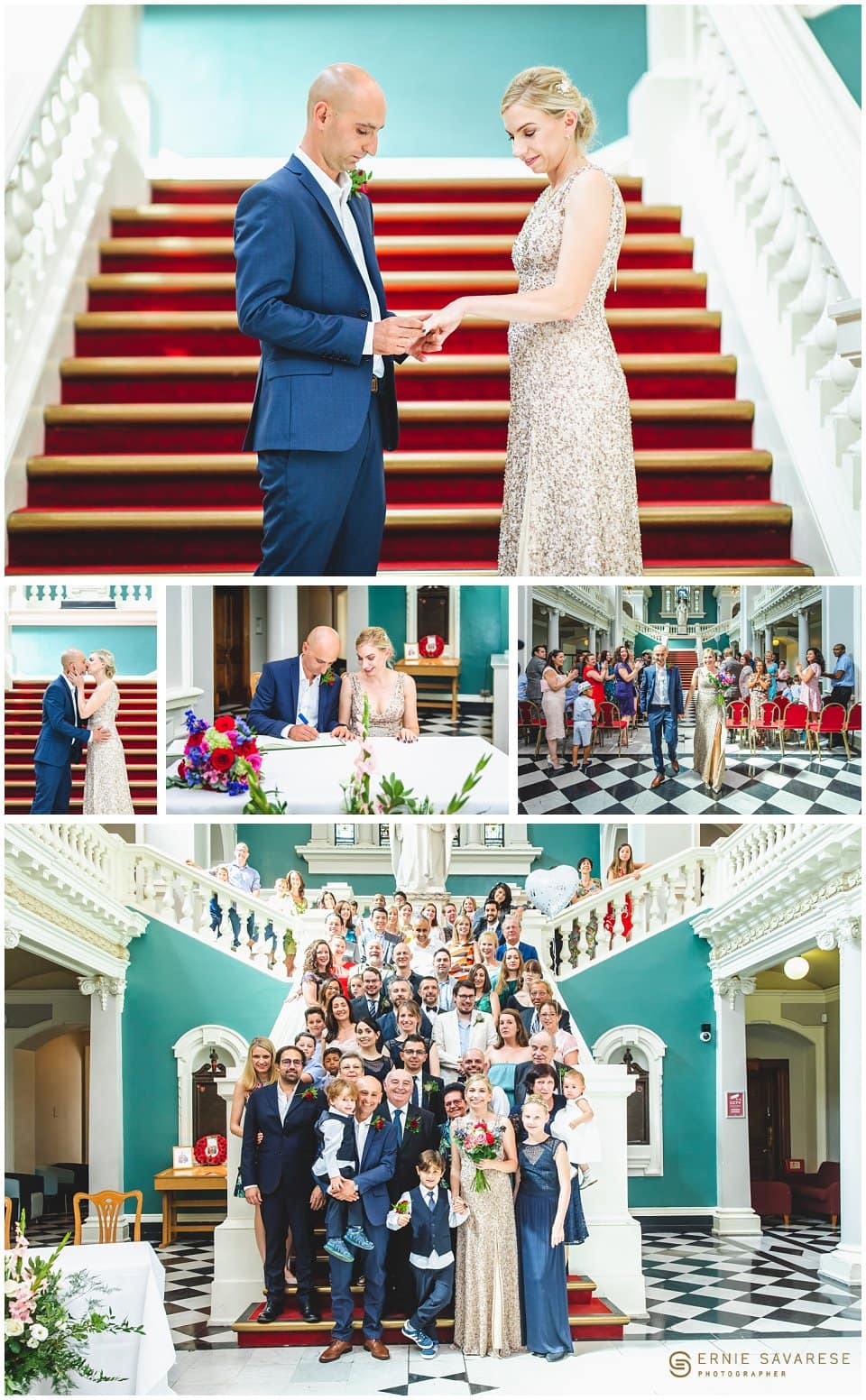 Woolwich Town Hall Wedding Photographer Greenwich