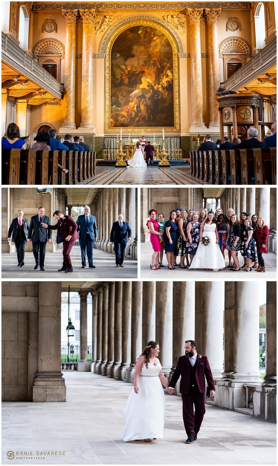 Ernie Savarese London Wedding Photographer