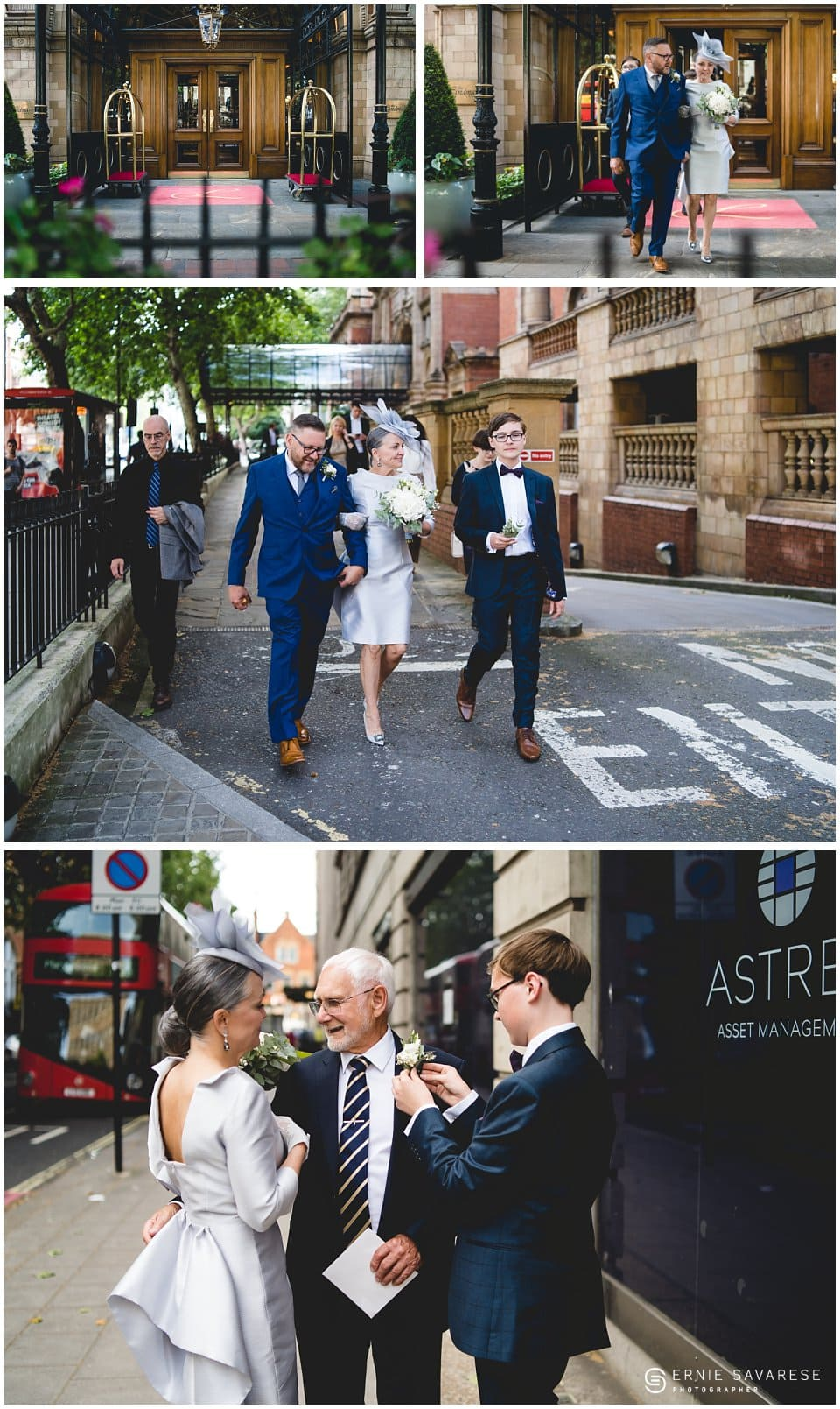 The Old Marylebone Town Hall Wedding Photography