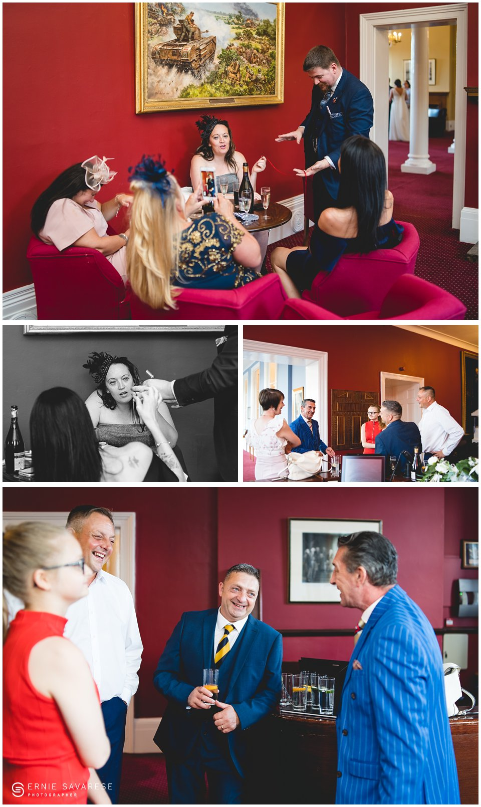 Wedding Photographer Woolwich St George's Garrison Church