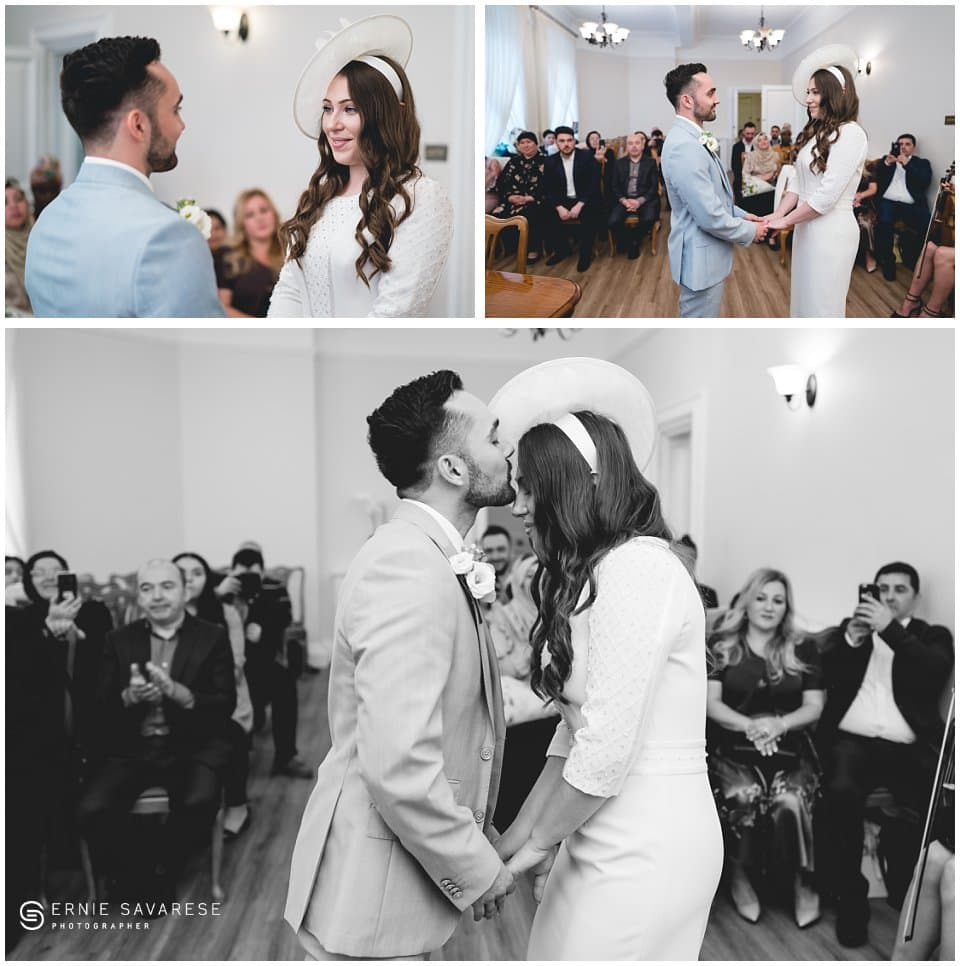 Woolwich Town Hall Wedding Greenwich London