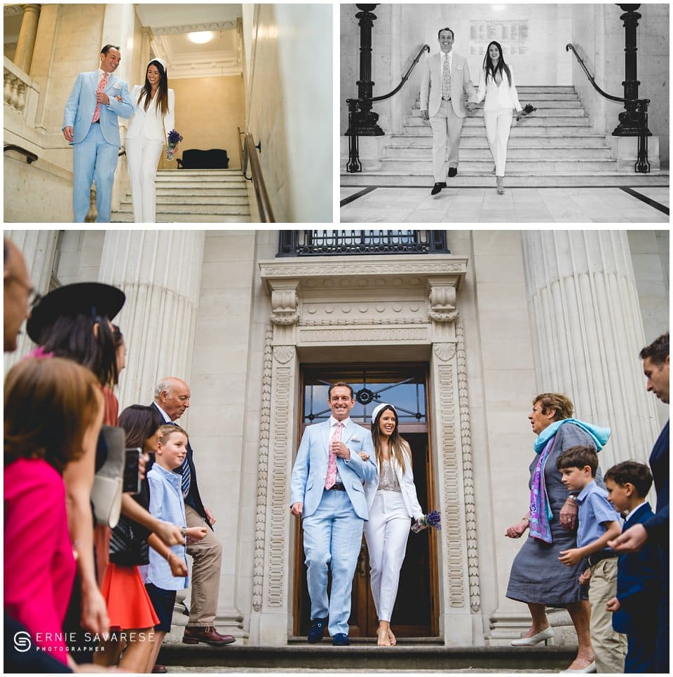 Old Marylebone Town Hall Wedding Photography London Westminster