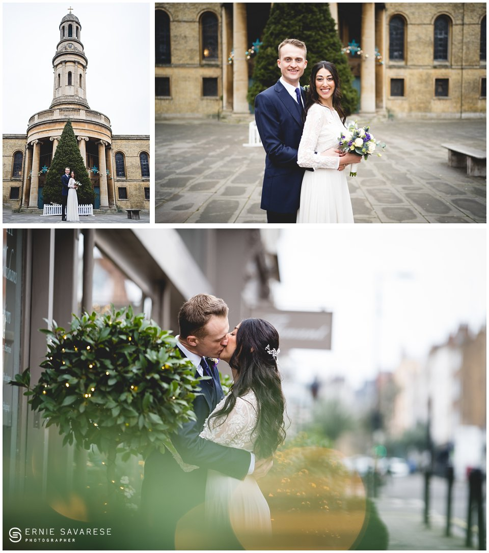 Old Marylebone Town Hall Wedding Register Office London - Feature