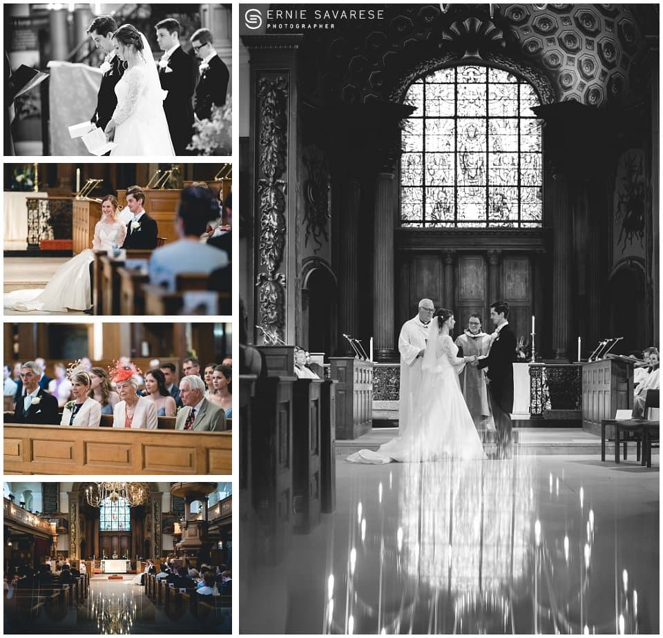 St Alfege's Wedding Photographer Devonport House Greenwich