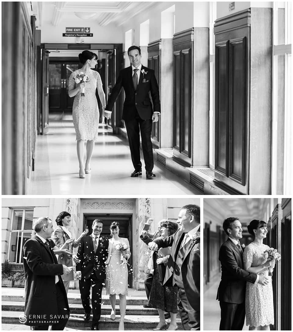 Small Wedding Photography Intimate Wedding Photographer London