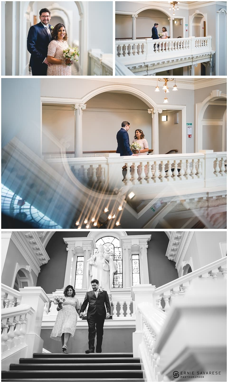 Woolwich Town Hall Registry Office Wedding Photographer