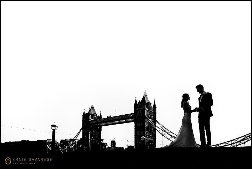 Ernie Savarese Wedding Photographer London