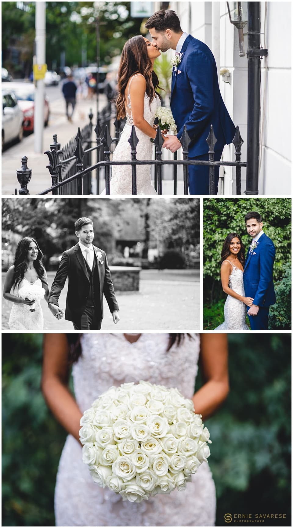 Chelsea Old Town Hall Wedding Photography