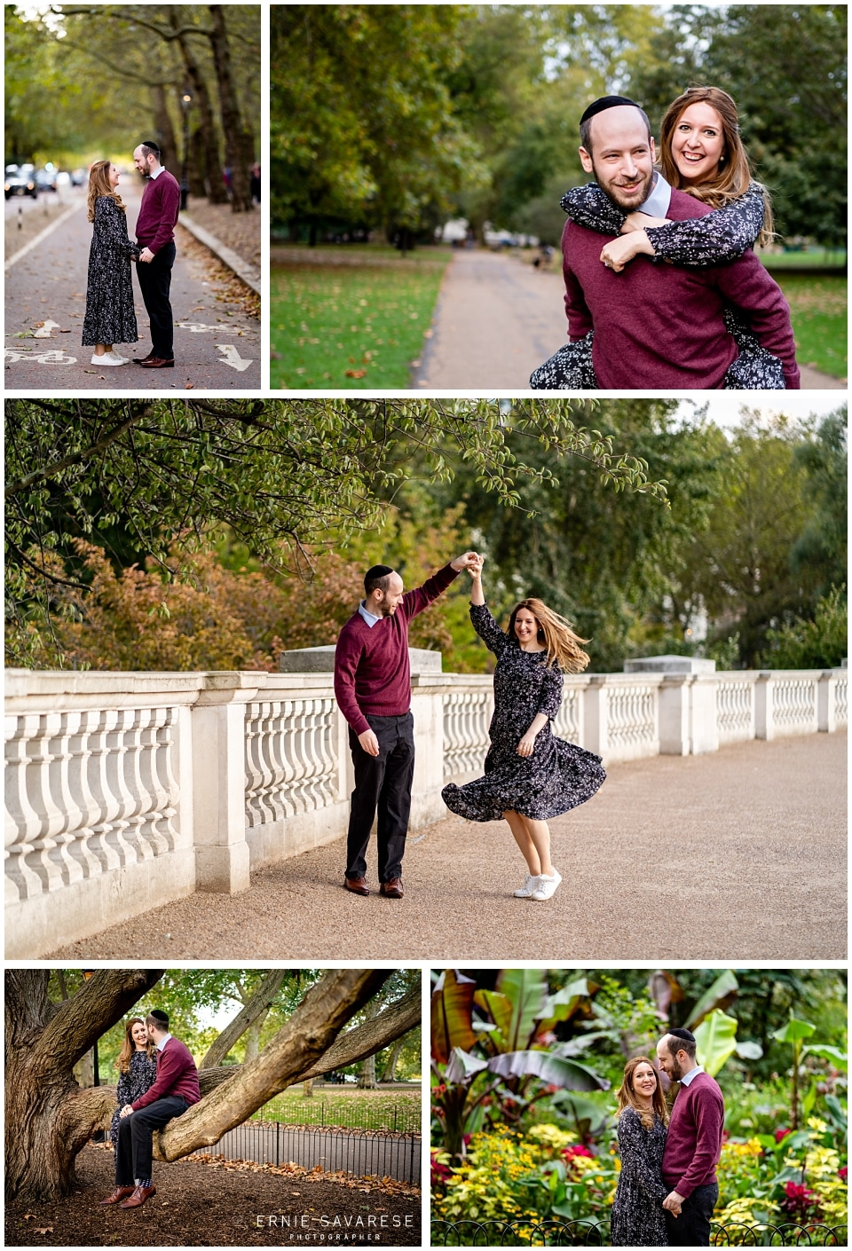 Couples Portrait Photographer London
