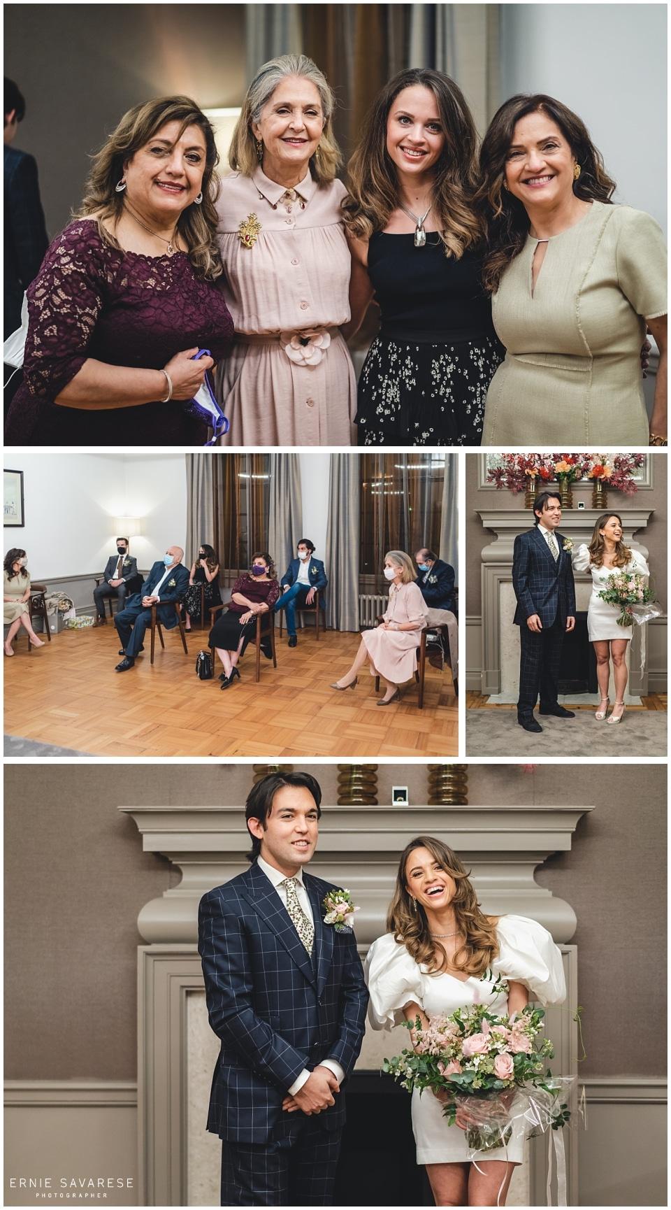 Westminster Registry Office Wedding Photographer