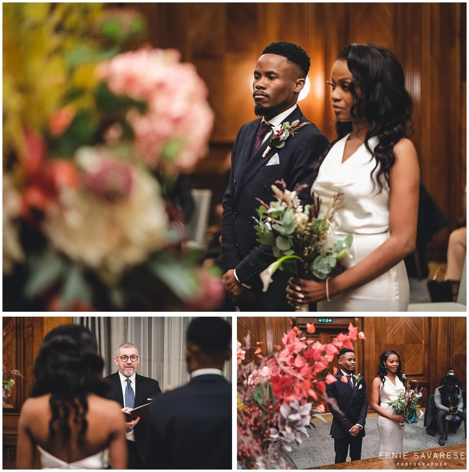 Civil Ceremony Wedding Photographer London